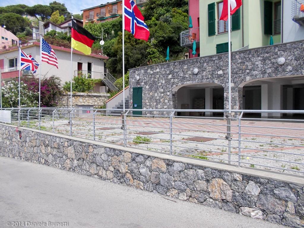 """Portovenere, 2014: """"Le Terrazze"""" parcheggio pubblico"""