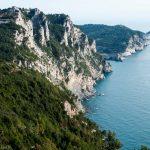 Promontorio Portovenere e isole